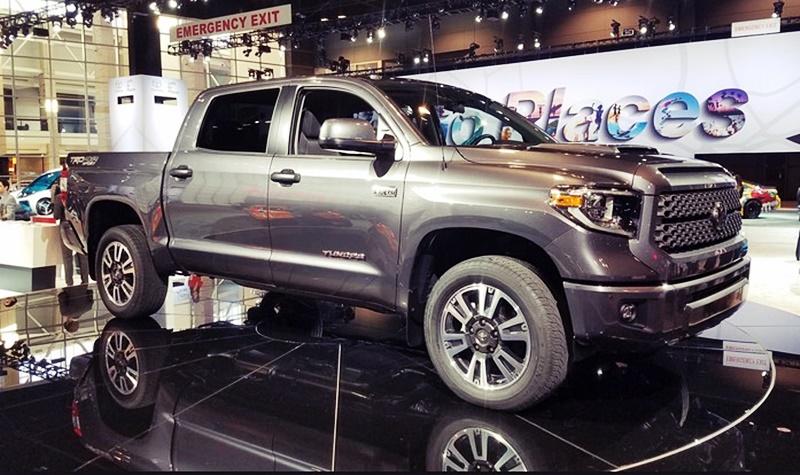 Tundra 2018 Truck Full Size Sport