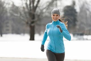 Proč běhat také v zimě