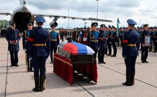 Setiap 100 Tentara Rusia di Suriah, Setengahnya Kembali dalam Peti Mati