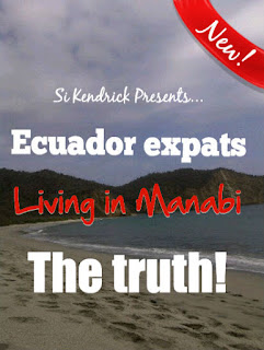 Book about life in Ecuador living in the Manabi province as an expat