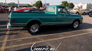 Chevrolet Custom 20 Deluxe V8 350 Truck