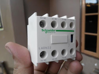 schneider electric contactor wiring diagram