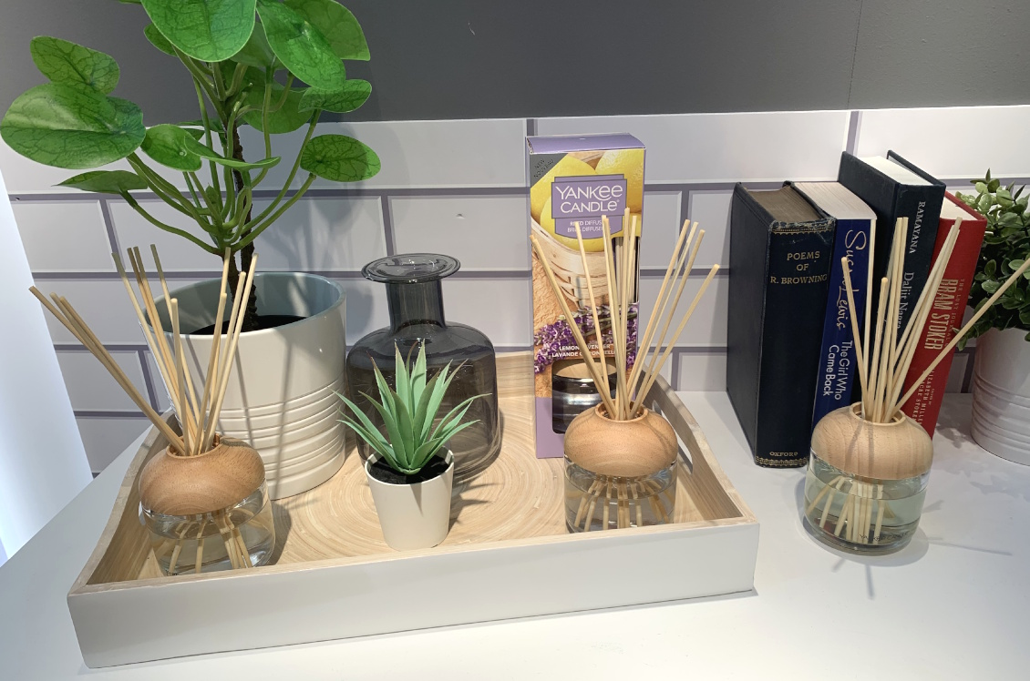 Yankee Candle - neue Reed Diffuser