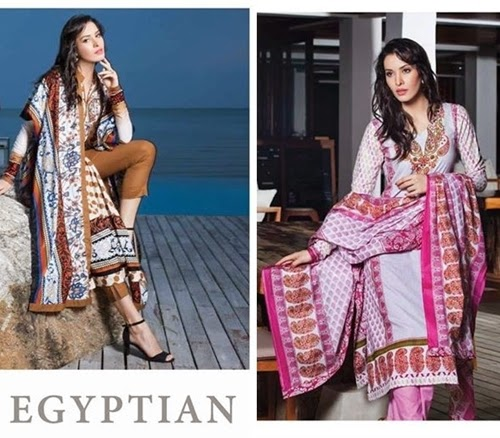Shariq Egyptian Winter Cotton 2014-2015