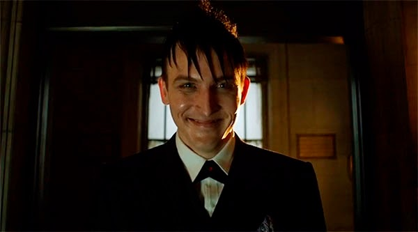 imagen del Pingüino en Gotham 1x06 - The Spirit of the Goat