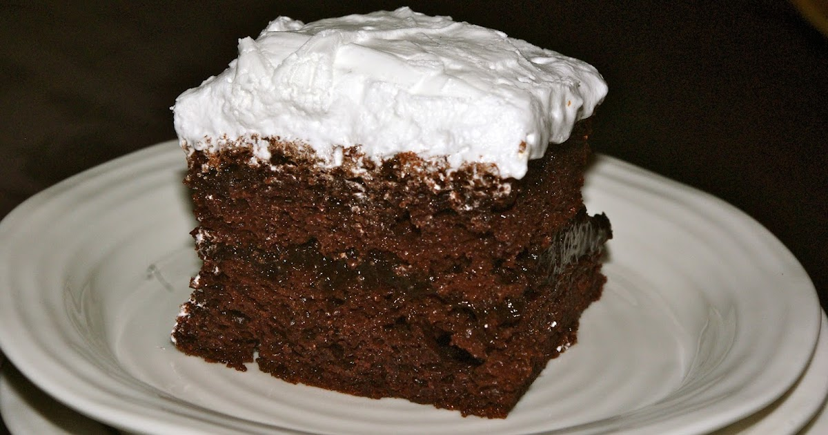 Mennonite Girls Can Cook Chocolate Cake Mix Cake