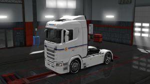 Transalliance Skin for Scania 2016