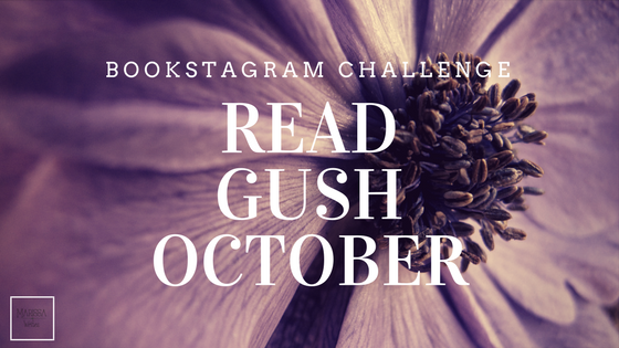 ReadGushOct17 - Bookstagram Challenge for Bibliognosts