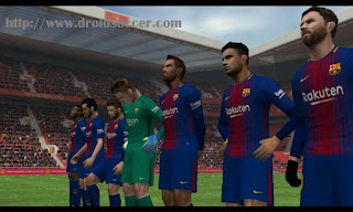 Download PES 2018 PSP by Chelito 19 ISO + Save Data