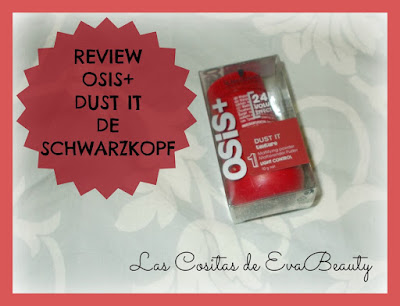 Review Polvos OSIS+ Dust it de Schwarzkopf