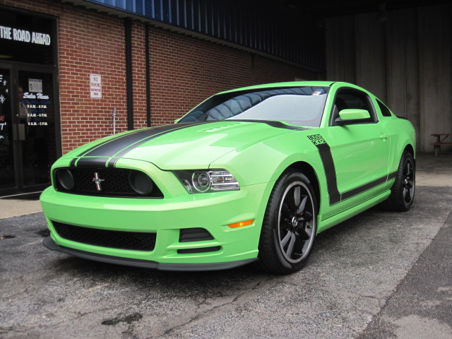 high performance sales pre owned gotta   green boss