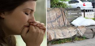 Σε παγκάκι κοιμάται μητέρα και το ανήλικο παιδί της – Της έταξαν δουλειά και εξαφανίστηκαν