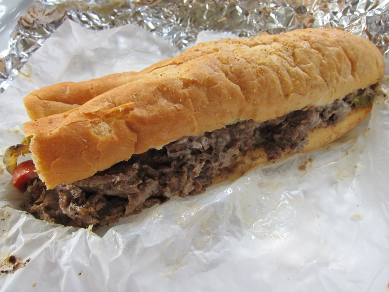 recipe: how many calories in a cheesesteak sub [4]