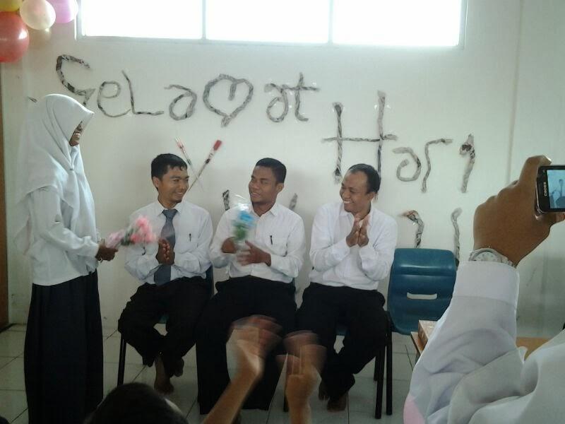 Smps Juara Pekanbaru Surprise Di Hari Guru
