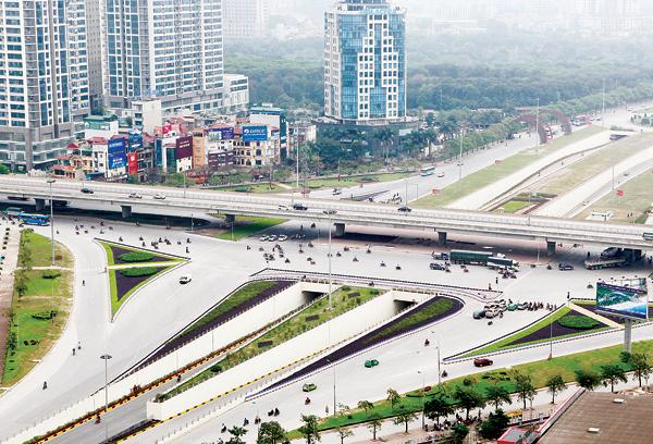 Tuyến đường cao tốc Láng Hoà Lạc