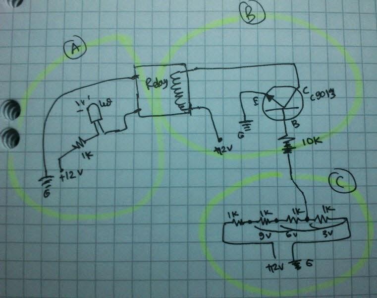 Driving Relay - Mengaktifkan Relay 12v dengan 3v Input ...