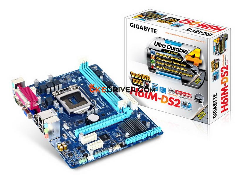 Driver Motherboard Gigabyte GA-H61M-DS2