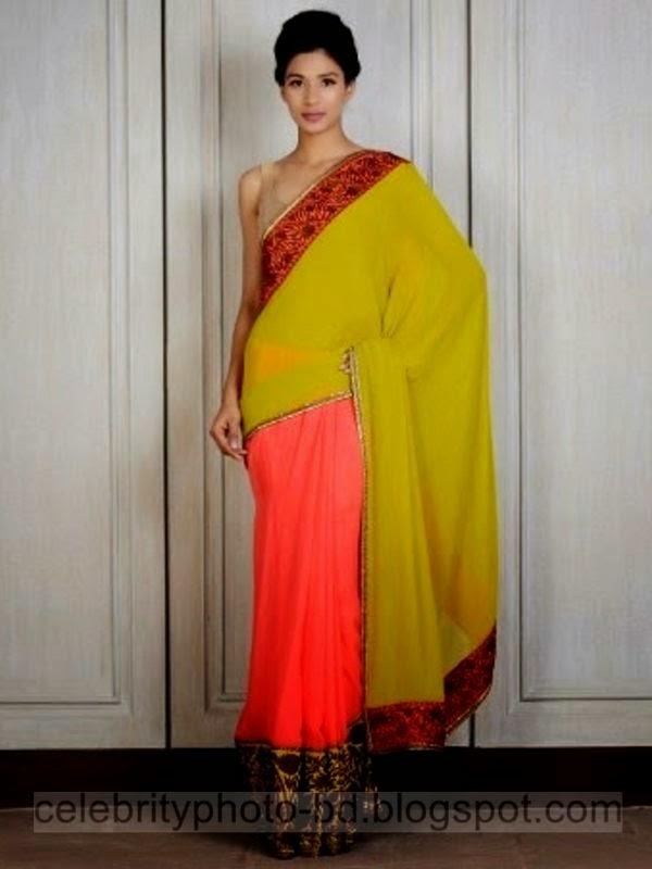 Beautiful Fancy Collection Of Manish Malhotra Eid Dress 2014-2015