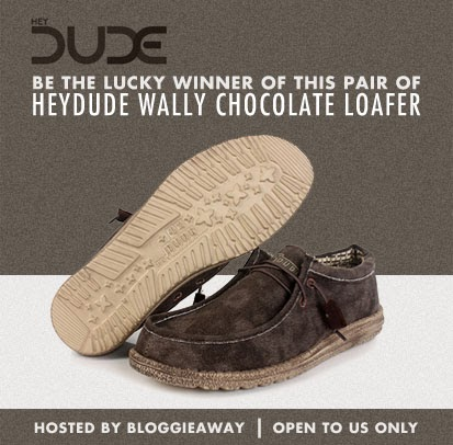 Wally Chocolate Loafers Giveaway