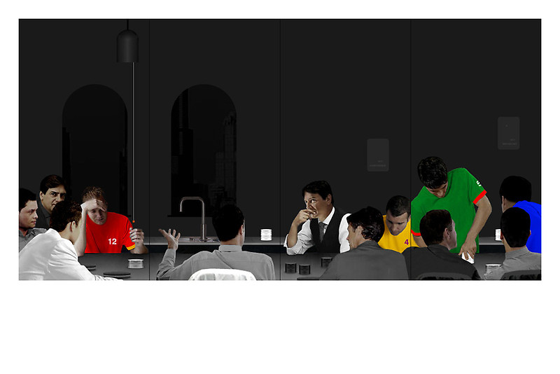 The Last Supper by Craig Kirby