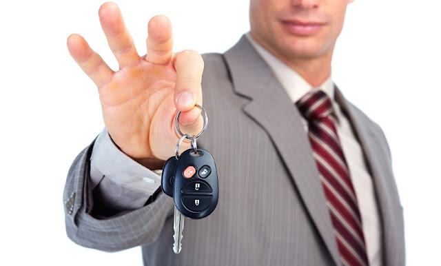 Serviço de aluguel de carro em Long Beach