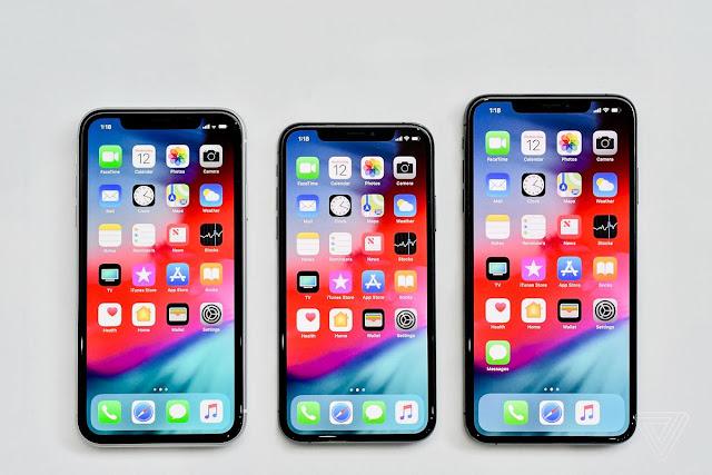 iPhone XR, XS, dan XS Max Resmi Dijual di Indonesia