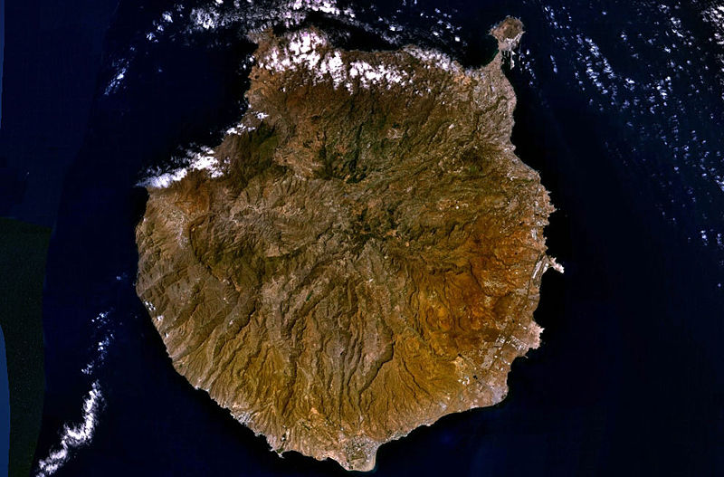 Reedición. Mi subida al Roque Nublo