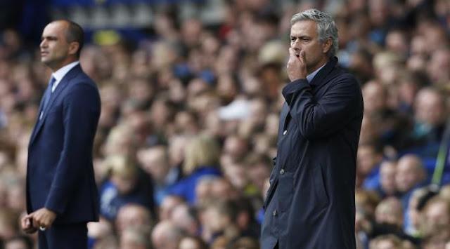Mourinho Tolak Tawaran Everton Demi Latih MU