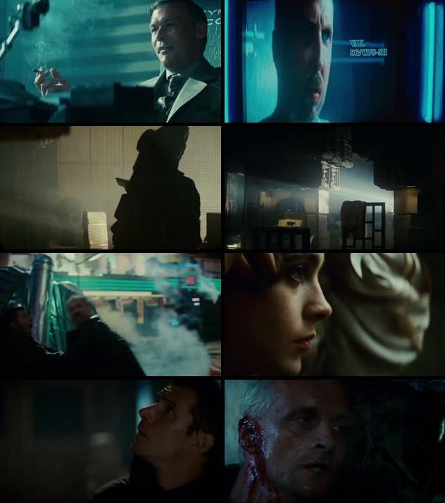Blade Runner 1982 Dual Audio Hindi 720p BluRay 850mb