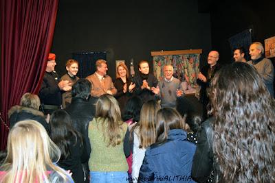 Θεατρικό Εργαστήρι Αυλαία, Μιχαήλ Ανδρέα