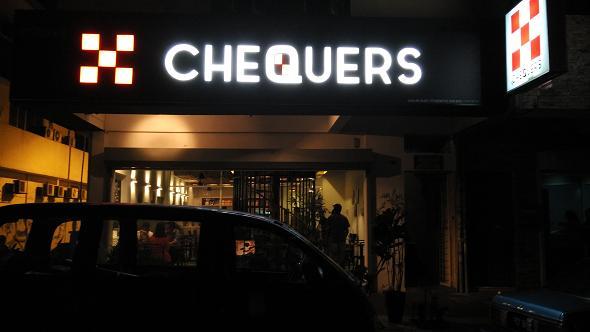 chequers ttdi