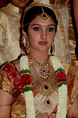 South Indian Wedding Saree Picture
