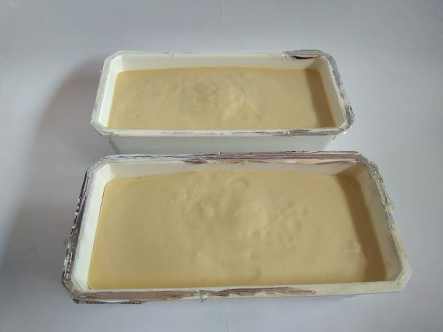 Jabón de SOSA con aceite usado