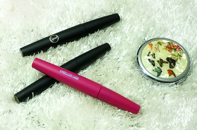 Sigma Beauty, Sigma Beauty Embellish Lash Mascaras Review, Colorful mascara, bold mascaras, pink mascara, green mascara, brown mascara, makeup, beauty, makeup review, beauty review, makeup blog, beauty blog, top beauty blog of pakistan, red alice rao, redalicerao