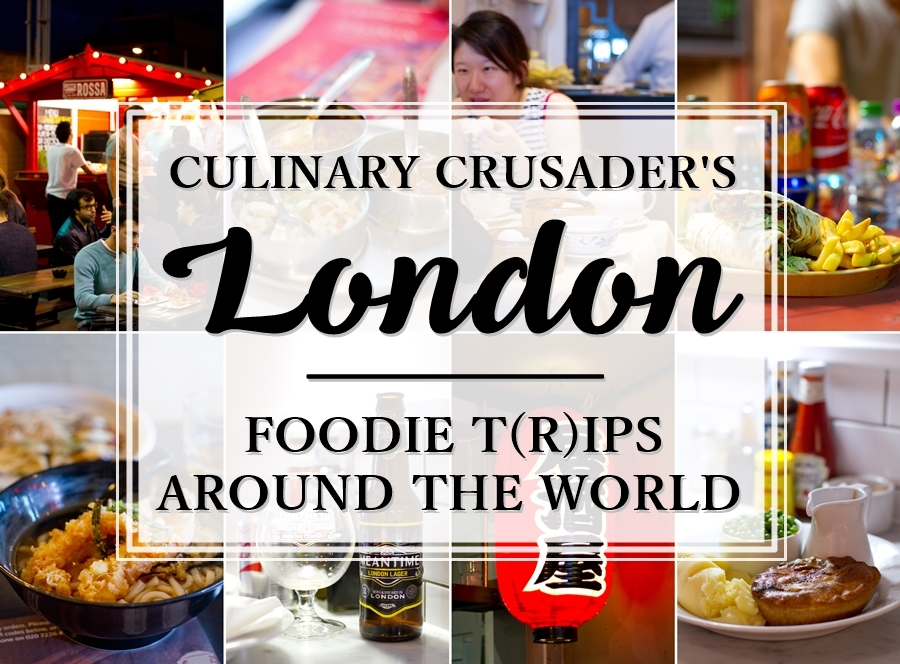 Culinary crusader's London_tips to_London's best ethnic restaurants_Andalusian auringossa_foodblog_travelblog_1