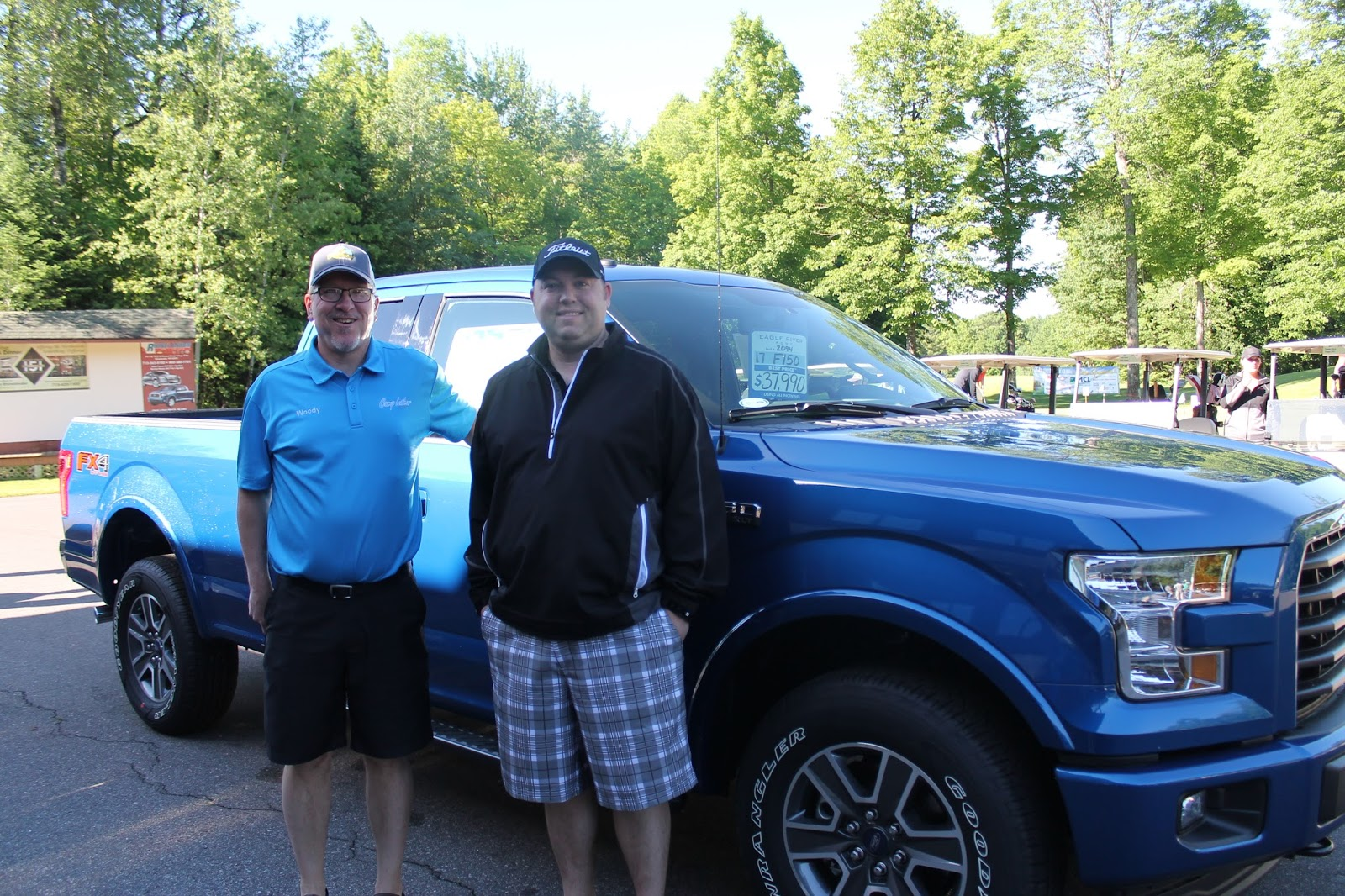 Eagle River Ford >> March 2007 Seven Modified 2019 Ford Rangers Debut