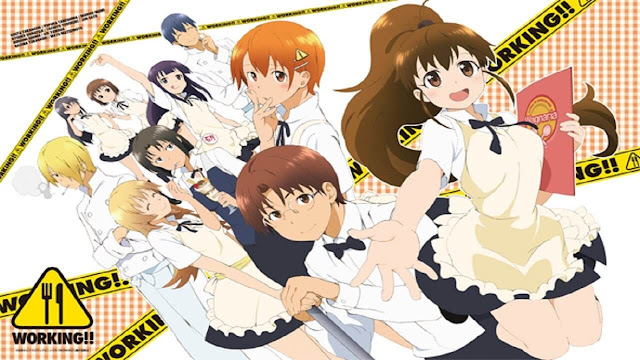 Rekomendasi Anime Yang Mirip Dengan Hanasaku Iroha