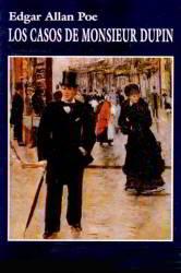 Portada de Los casos de monsieur Dupin Libro completo Descargar pdf gratis