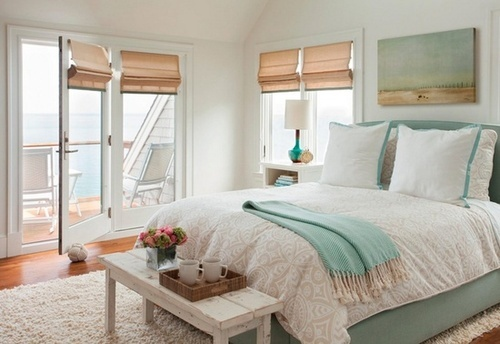 Good Style Beachy Bedrooms