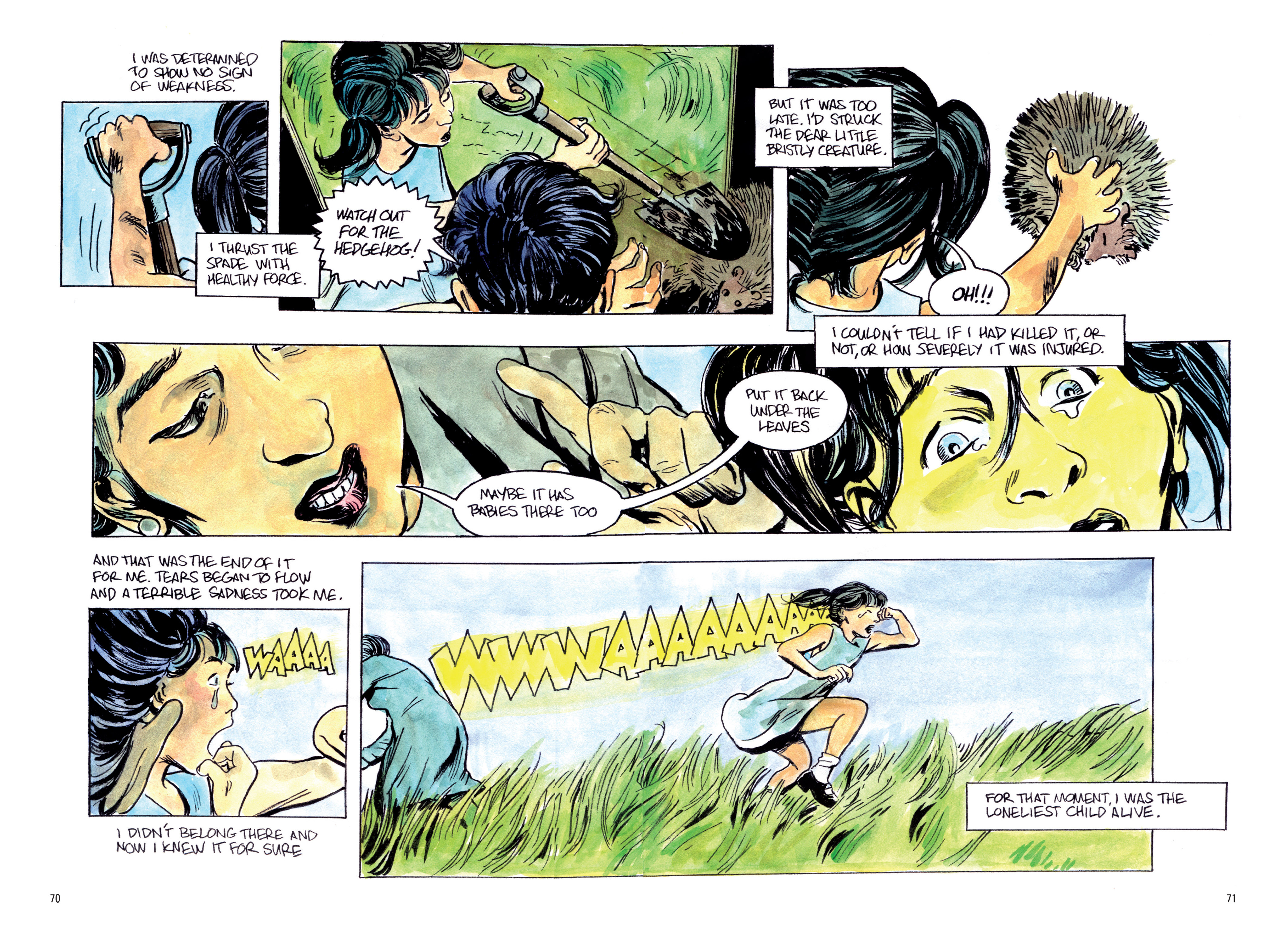 Read online The Late Child and Other Animals comic -  Issue #1 - 66