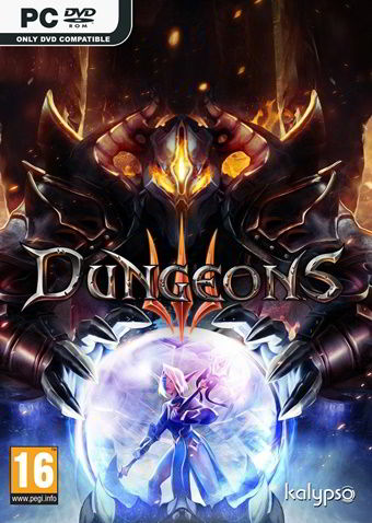 Dungeons 3 PC Full Español