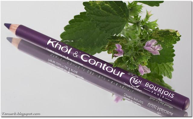 Bourjois Khol & Contour 16H №86