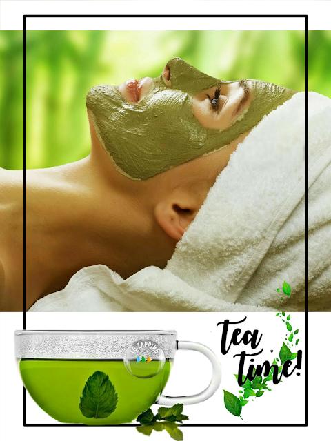 beneficios cosméticos del té verde