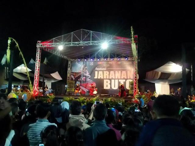 Festival Jaranan Buto Banyuwangi, 3-4/3/2018.