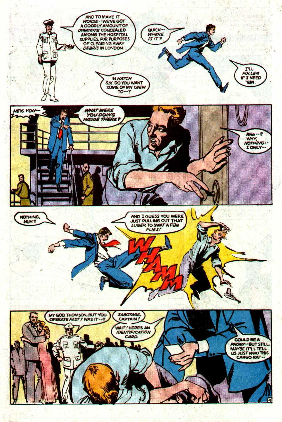 Read online Secret Origins (1986) comic -  Issue #29 - 28