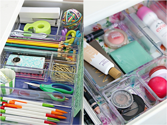 29f28a7a0cca4 Not only do we utilize acrylic organizers in my vanity and office drawers