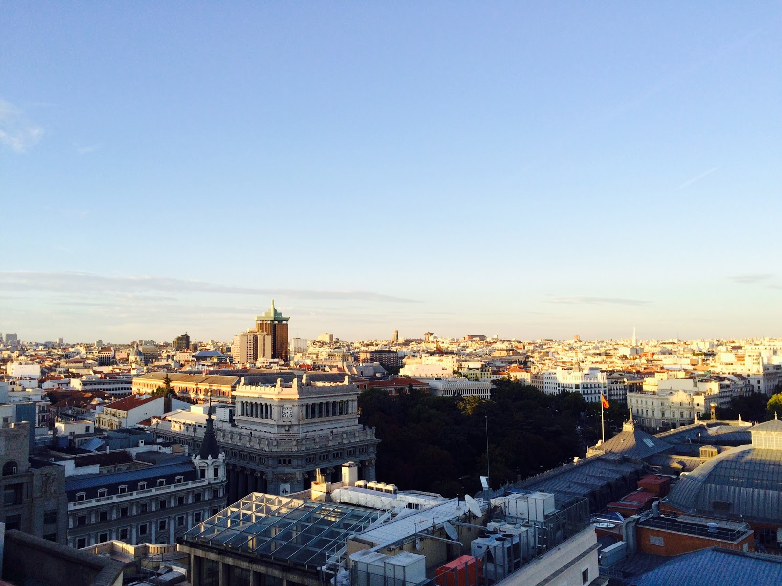 Circulo Bellas Artes Rooftop Madrid - Hotspots