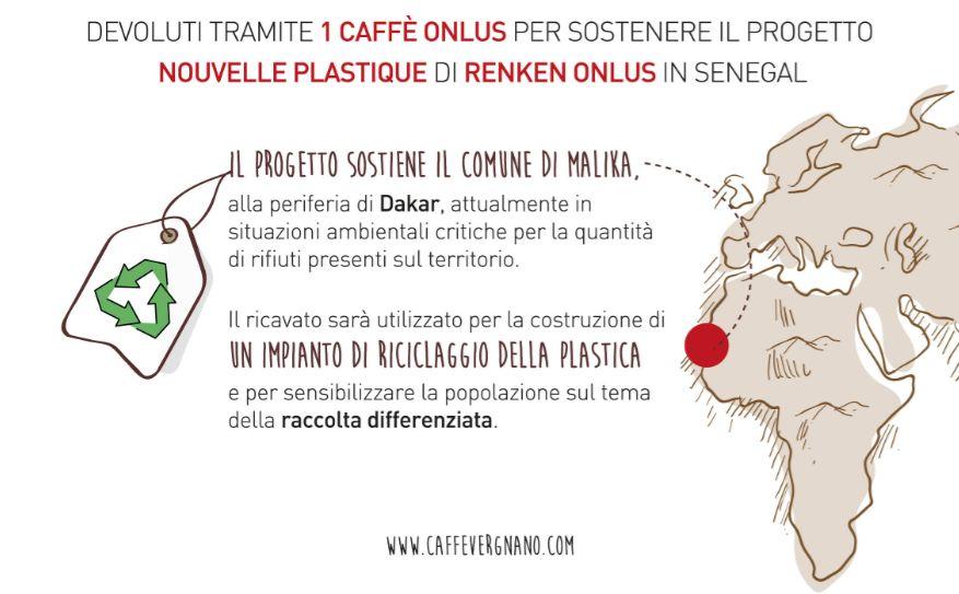 1° Ottobre Giornata Mondiale del Caffè 2017: Caffè Vergnano per sostenere Renken Onlus in Senegal