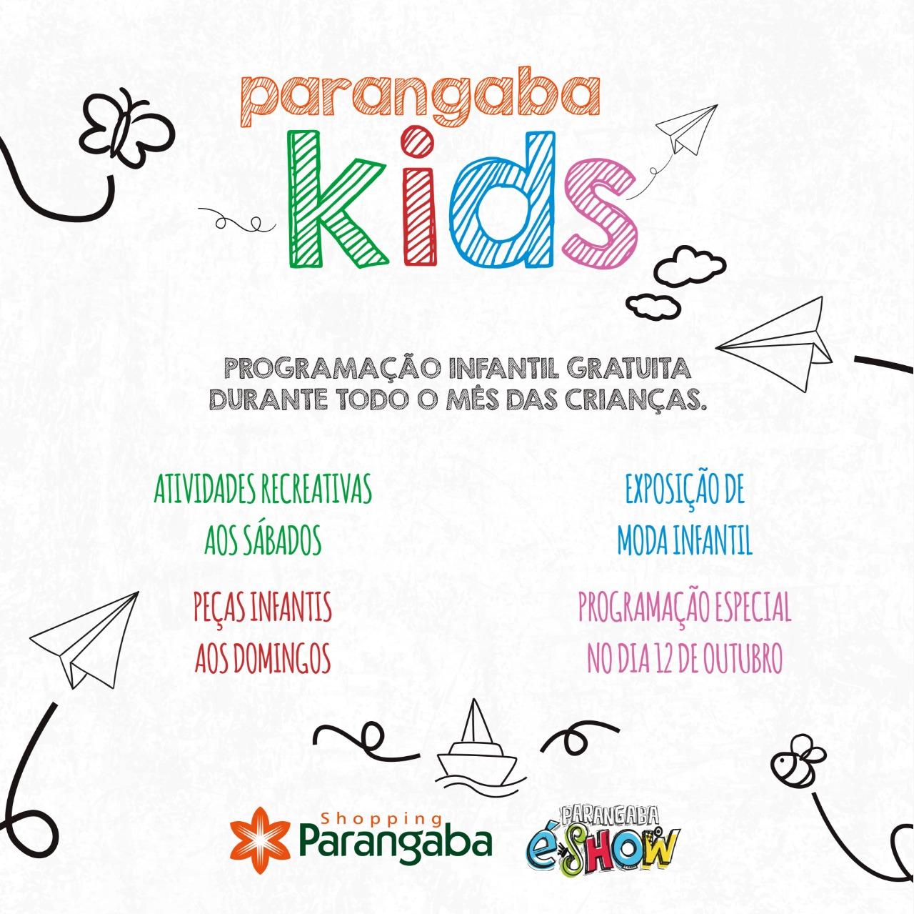 cb46b14c2 Shopping Parangaba apresenta nesta sexta programação especial para ...