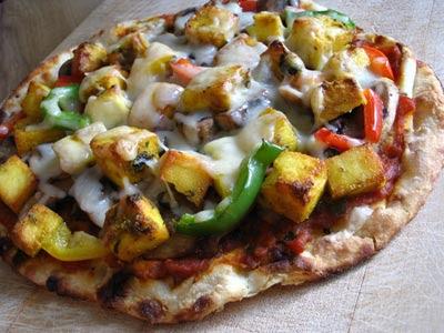 how to make paneer tikka at home in marathi